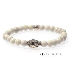 Armband buddha ivory