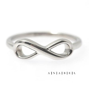 Hringur infinity silfur